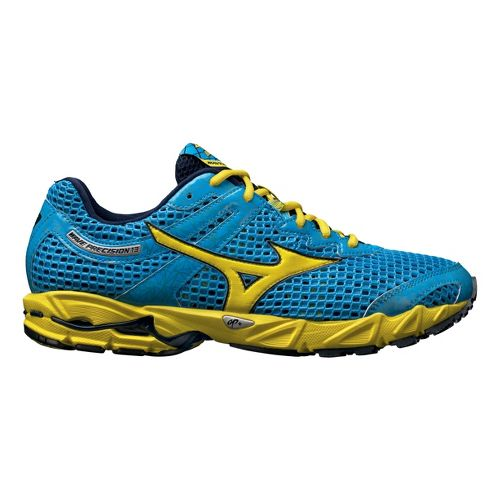 mizuno wave precision 10 yellow