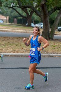 Robyn Rogers Running - dallas 14